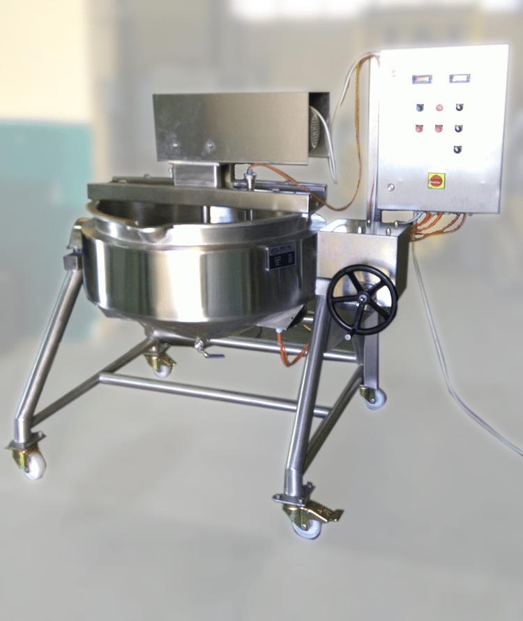 Вакуум апарат с периодично действие – 300 л.