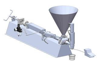 Дозатор за течни продукти