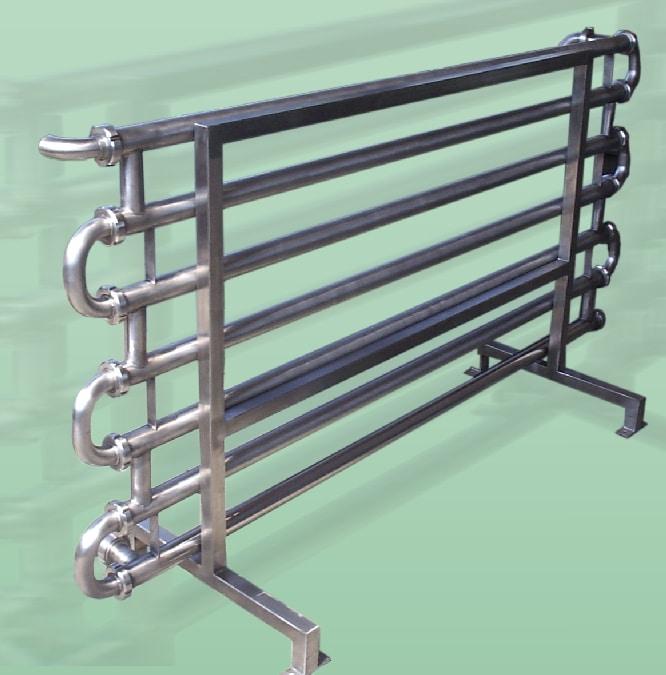 Топлообменен апарат тип Тръба в тръба