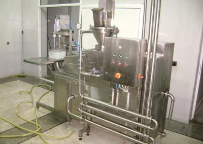 Агрегат за формоване на кашкавал
